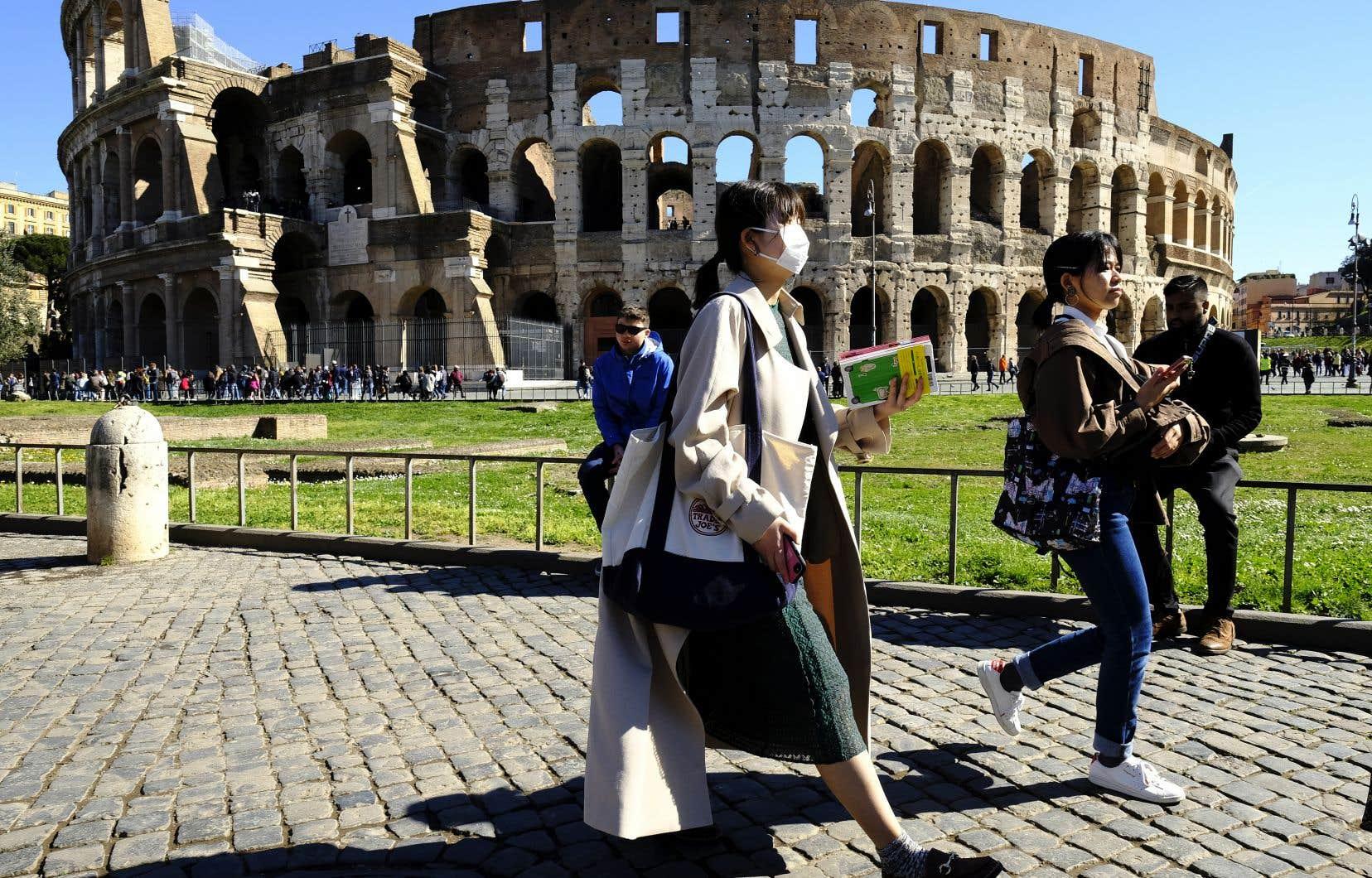 <p>Avec 650 personnes testées positives, dont toutefois seulement 303 sont considérées comme vraiment malades, l'Italie est le pays d'Europe le plus touché par l'épidémie.</p>
