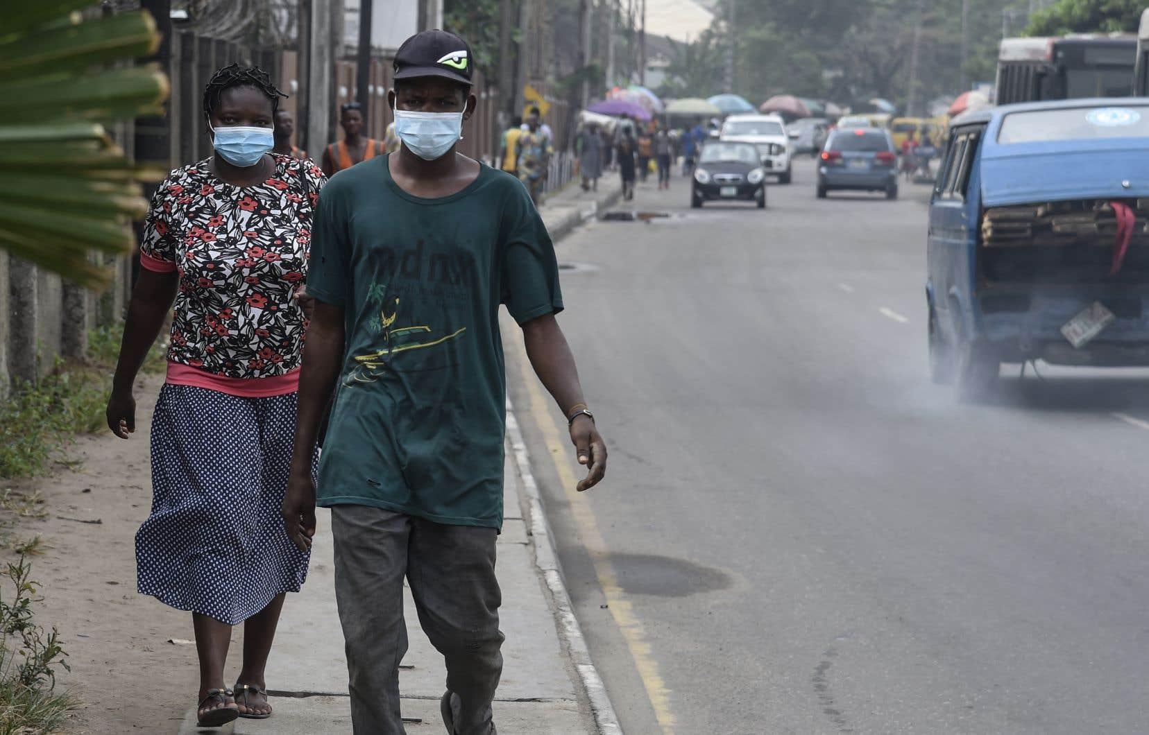 Le premier cas de coronavirus en Afrique subsaharienne a été confirmé vendredi au Nigeria.