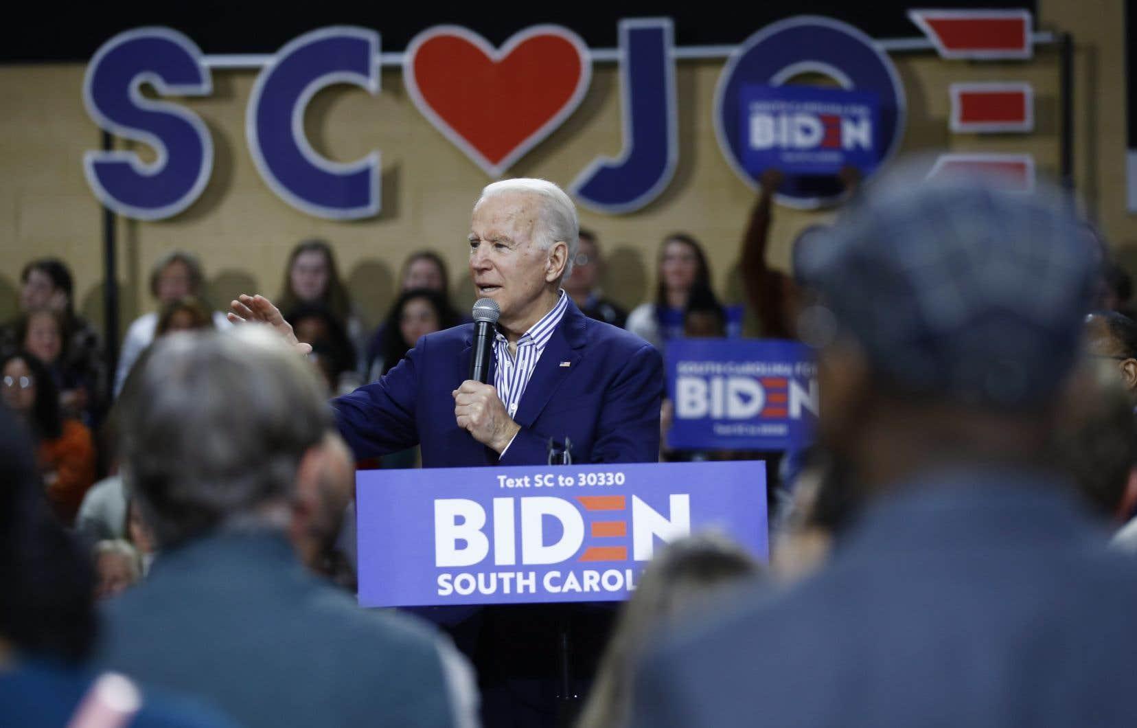Après un démarrage plutôt manqué, Jo Biden joue désormais son avenir dans cette course présidentielle.