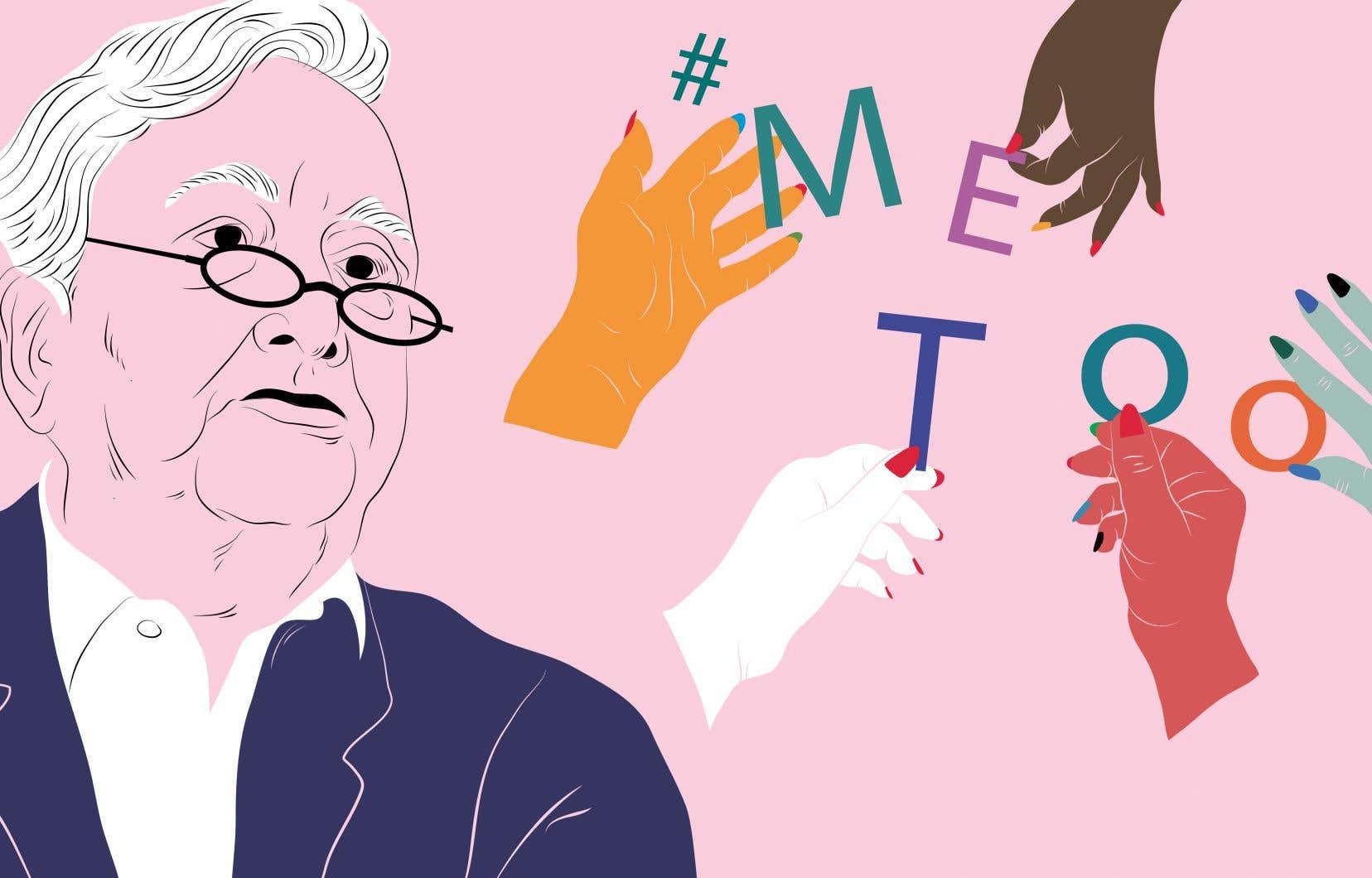 Le sociologue français Raymond Boudon expliquerait sans doute le changement des mentalités porté par le mouvement #MeToo en ayant recours à sa théorie de l'évolution des sentiments moraux pour le respect de la dignité de la personne.