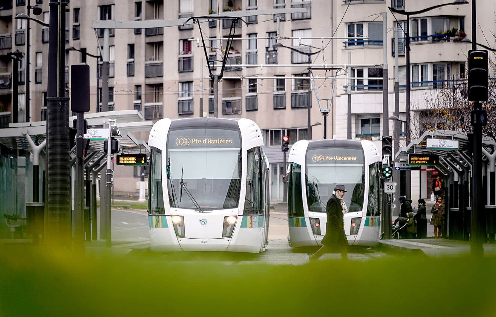 Plusieurs villes européennes ont pu démontrer les vertus du tramway. L'Amérique du Nord leur emboîte le pas.