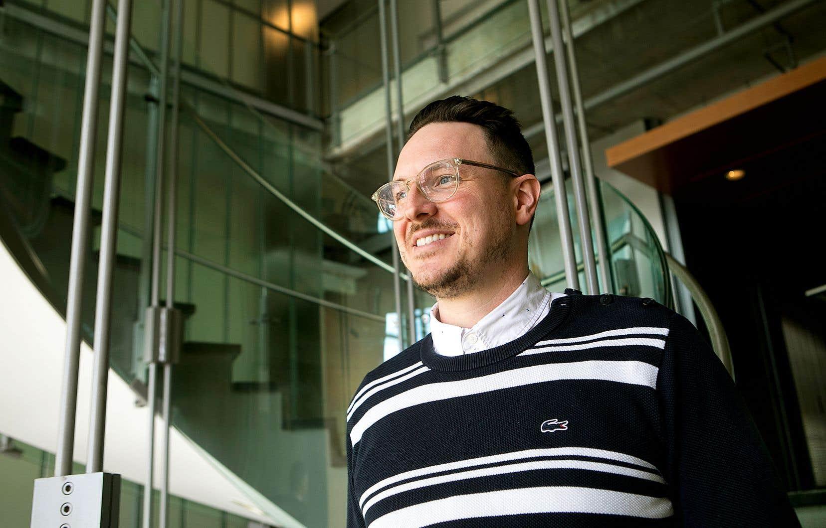 Jeremy Clark, titulaire de la Chaire de recherche industrielle en technologie de chaînes de blocs de l'Université Concordia,explore avec son équipe les différentes applications possibles pour la technologie des chaînes de blocs.