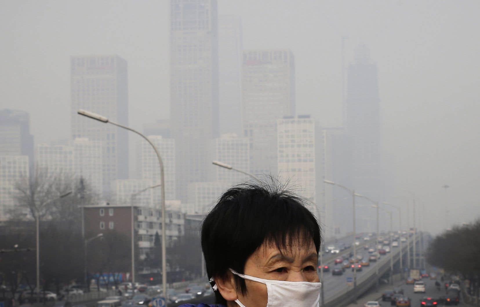 Quarante-trois pour cent des années de vie perdues seraient attribuables à l'impact de la pollution atmosphérique sur les maladies cardiovasculaires.