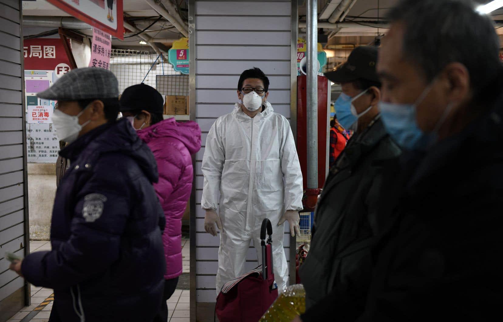 Coronavirus: la Chine a mis en quarantaine 50 millions de personnes. Les experts craignent que cela ne se retourne