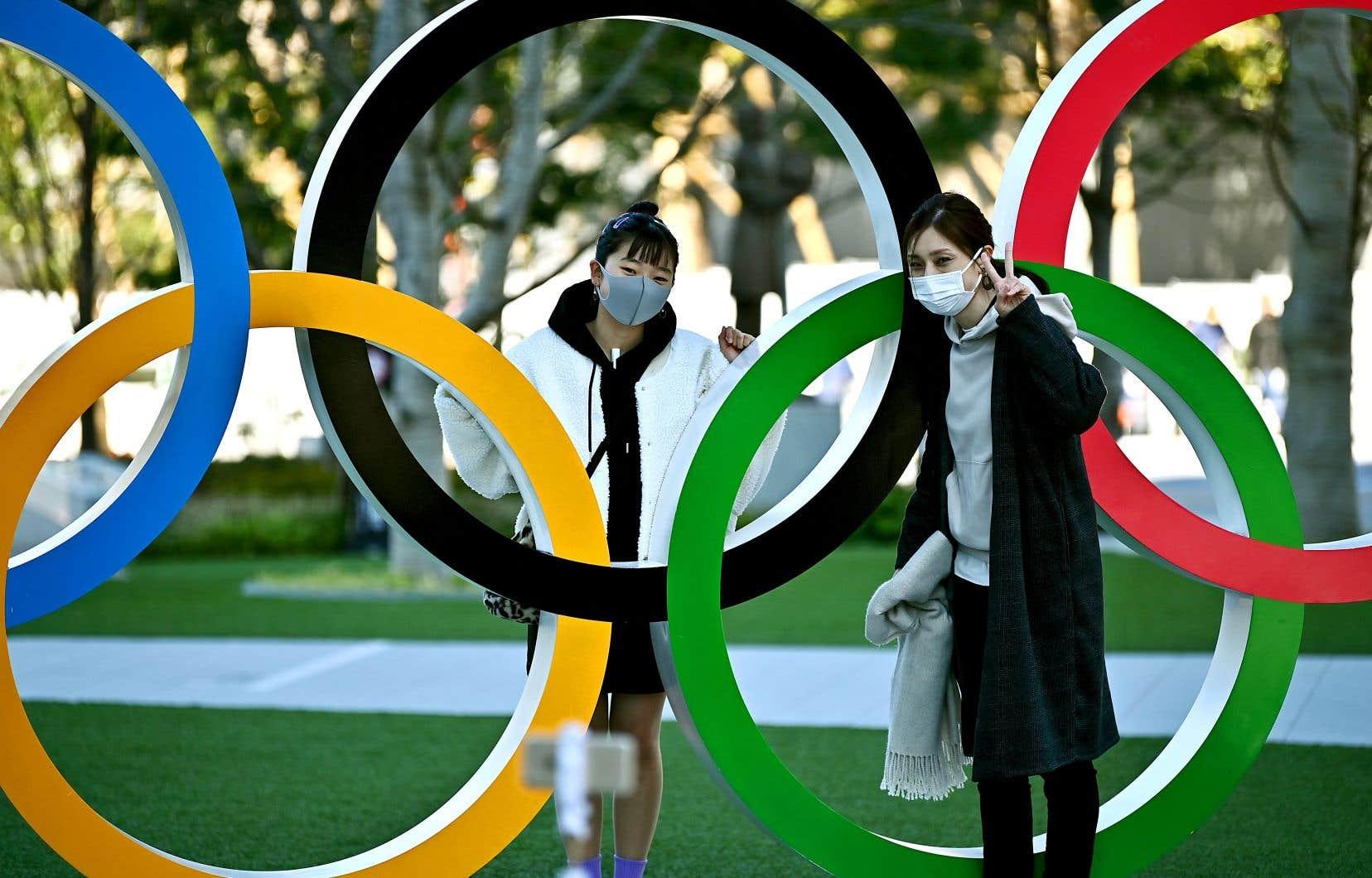 À cinq mois de la cérémonie d'ouverture des Jeux, le COVID-19 a déjà fait plus de 3000 morts.