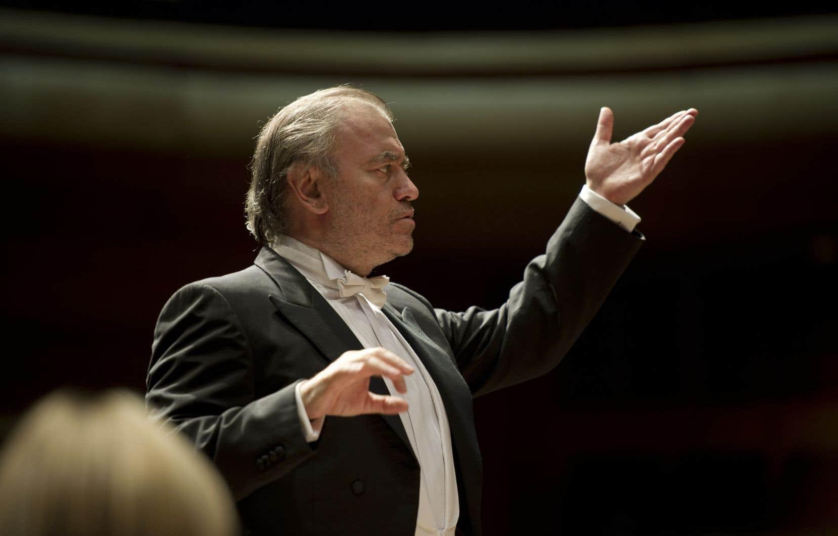 La «Neuvième» de Bruckner dirigée par Valery Gergiev à l'OSM cette semaine est déconcertante.
