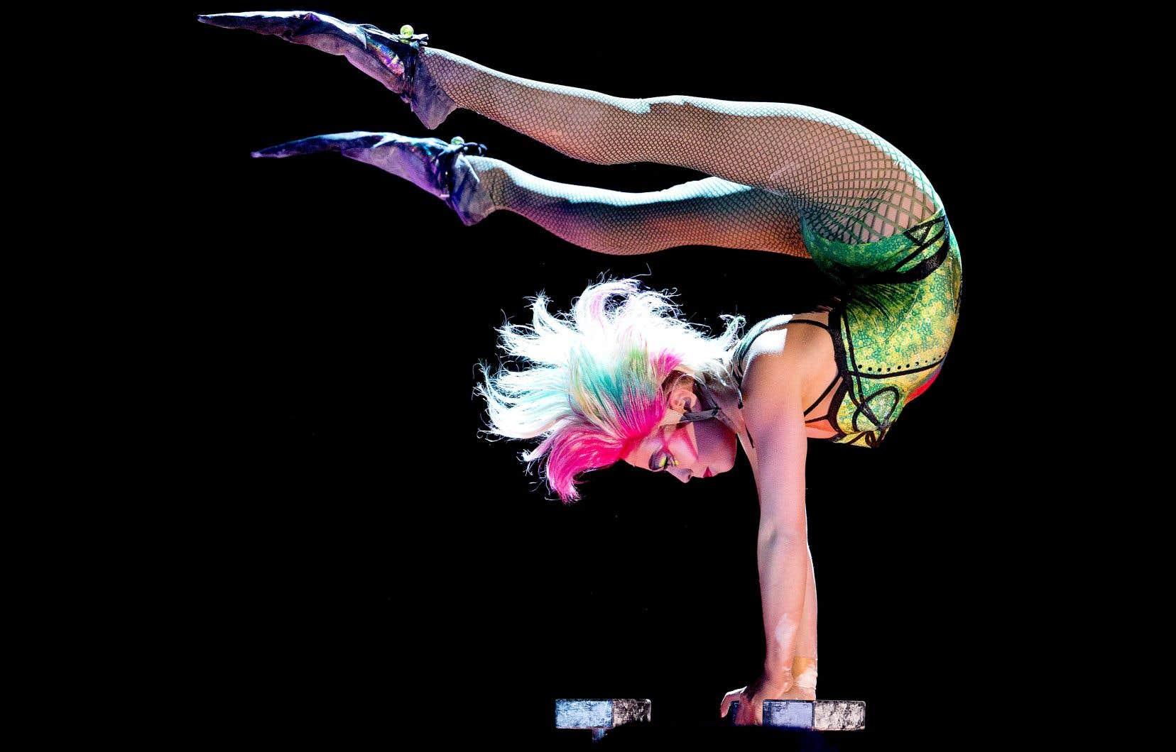 Le Cirque du Soleil a annoncé mardi qu'il annulait plusieurs spectacles à travers le monde.