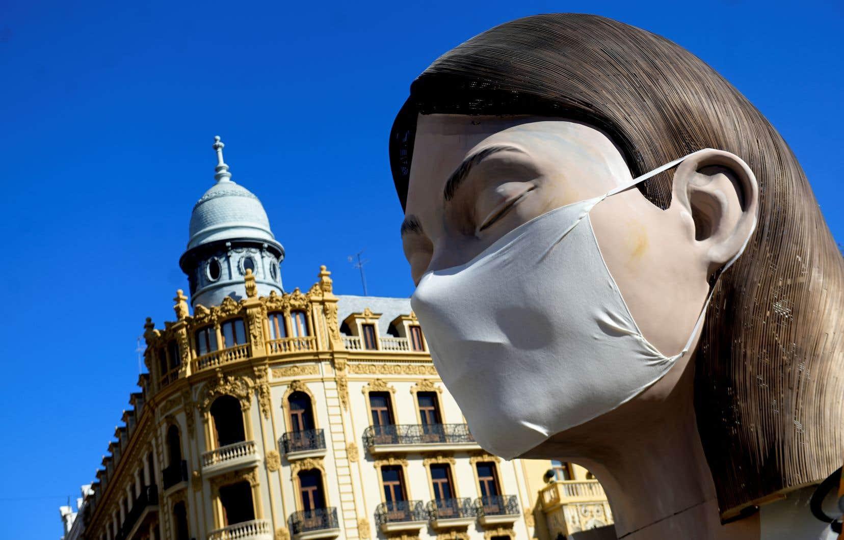Coronavirus Espagne Valence