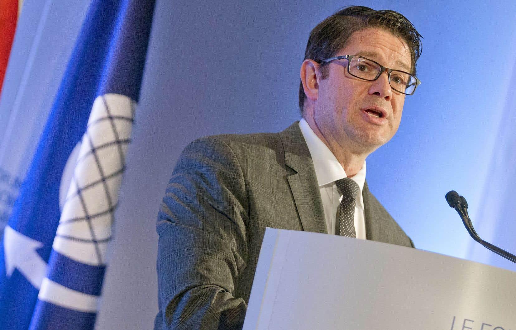 Éric Martel prend la direction de Bombardier après avoir été président d'Hydro-Québec pendant cinq ans.