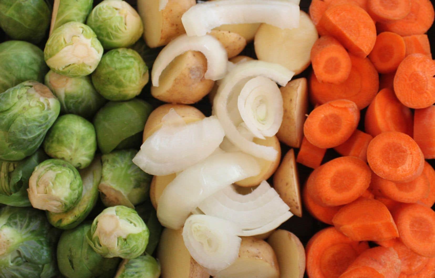 Le chou, la pomme de terre, l'oignon et les légumes-racines figurent parmi les ingrédients importants de la cuisine irlandaise.