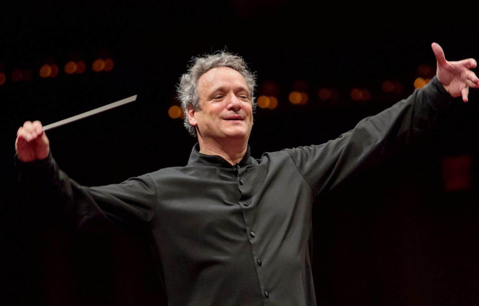 Louis Langrée définit «Pelléas et Mélisande»comme une œuvre «à mi-chemin entre un poème symphonique et une symphonie». «C'est un chef-d'œuvre difficile du point de vue de la texture orchestrale, car d'une écriture extrêmement compacte. Donc, on a besoin d'un orchestre transparent.»