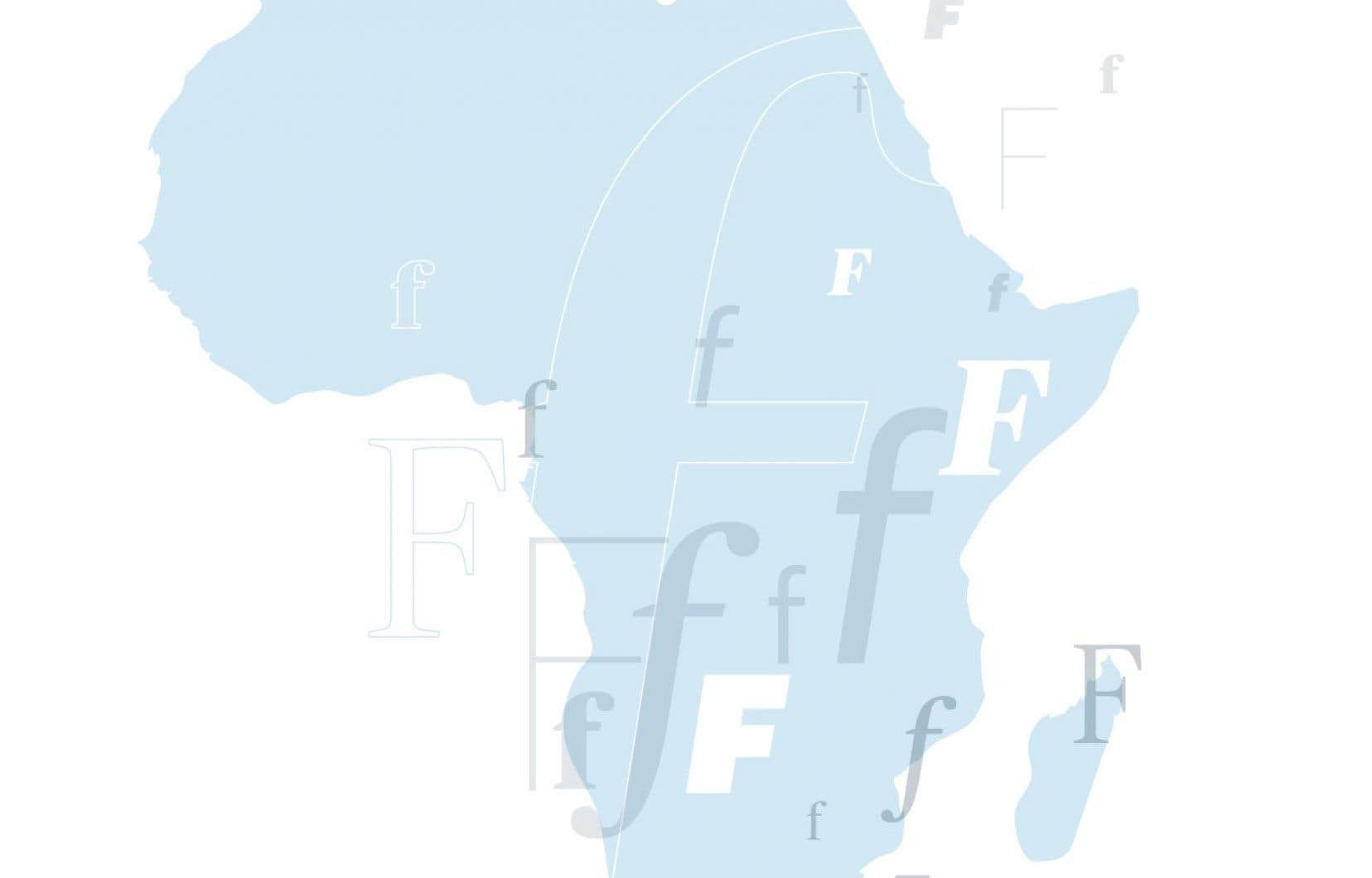 Frédéric Pennela découvert en Afrique, malgré un immense défi en matière d'éducation, une grande créativité lexicale, ce qui traduit une vitalité de la langue française.