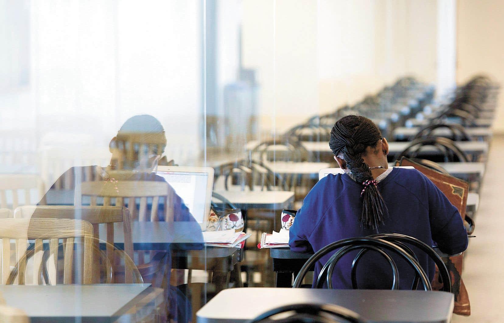 On constate depuis plusieurs années qu'un nombre grandissant d'étudiants francophones optent pour les cégeps de langue anglaise, déjà très prisés des allophones.