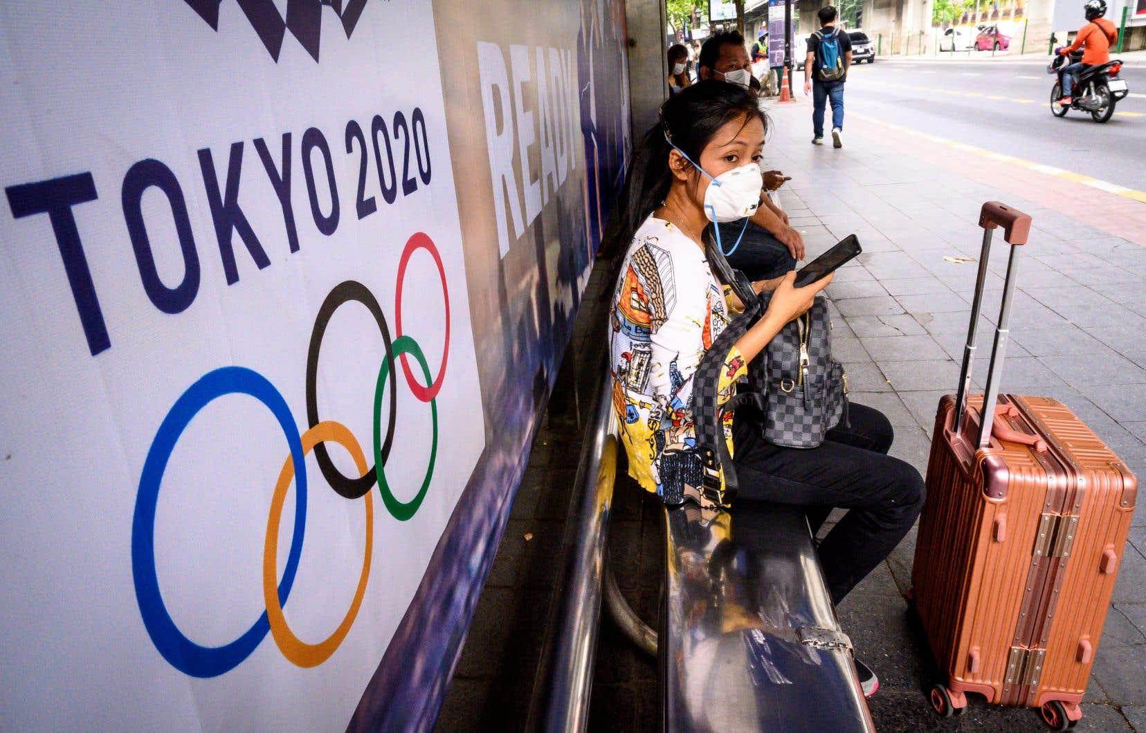Au total, environ 7,8millions de billets doivent être vendus pour les JO de Tokyo 2020.