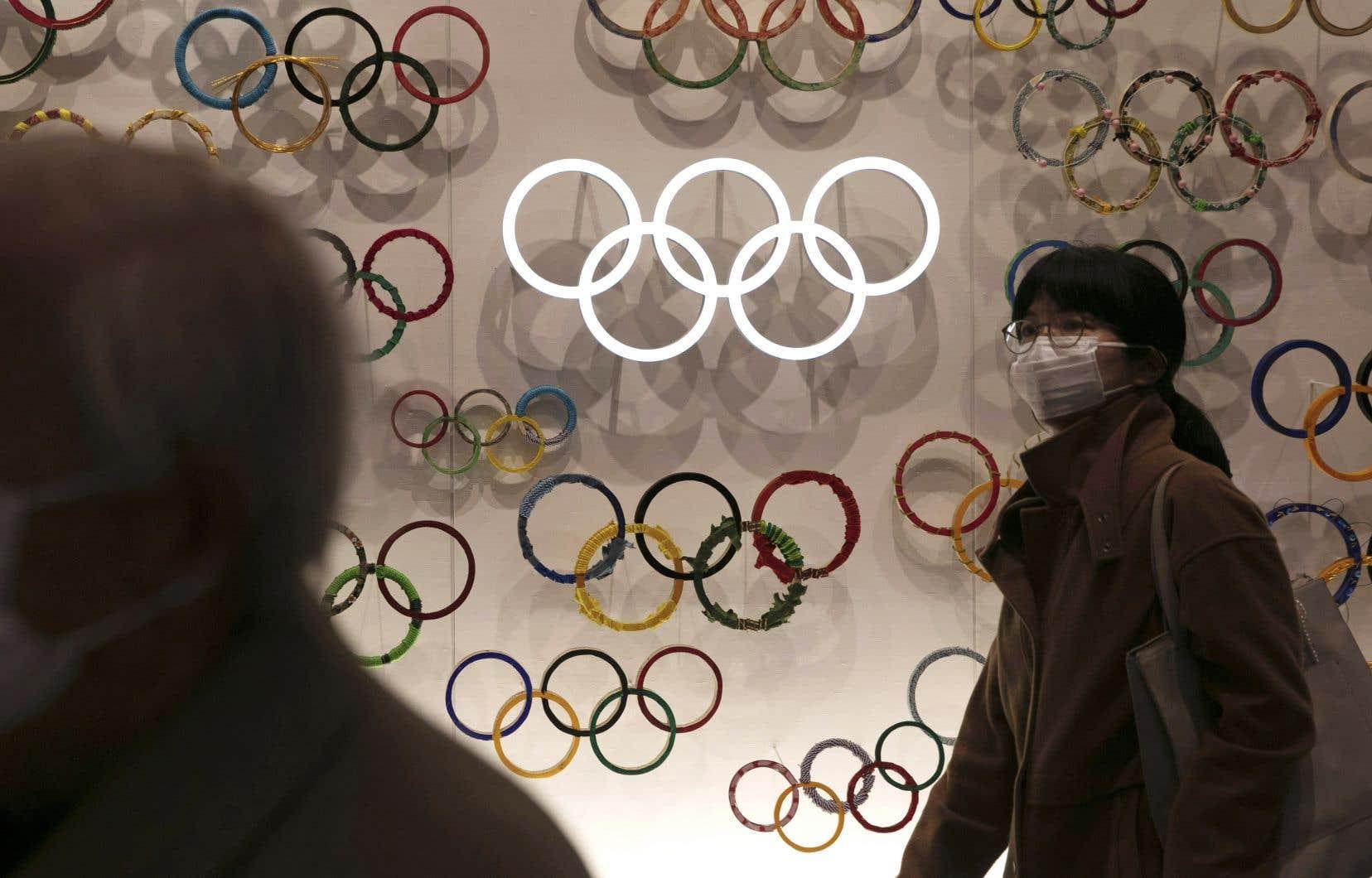Plus tôt cette semaine, Wickenheiser, sextuple olympienne et membre de la Commission des athlètes du CIO, accusait le CIO d'agir de façon irresponsable.