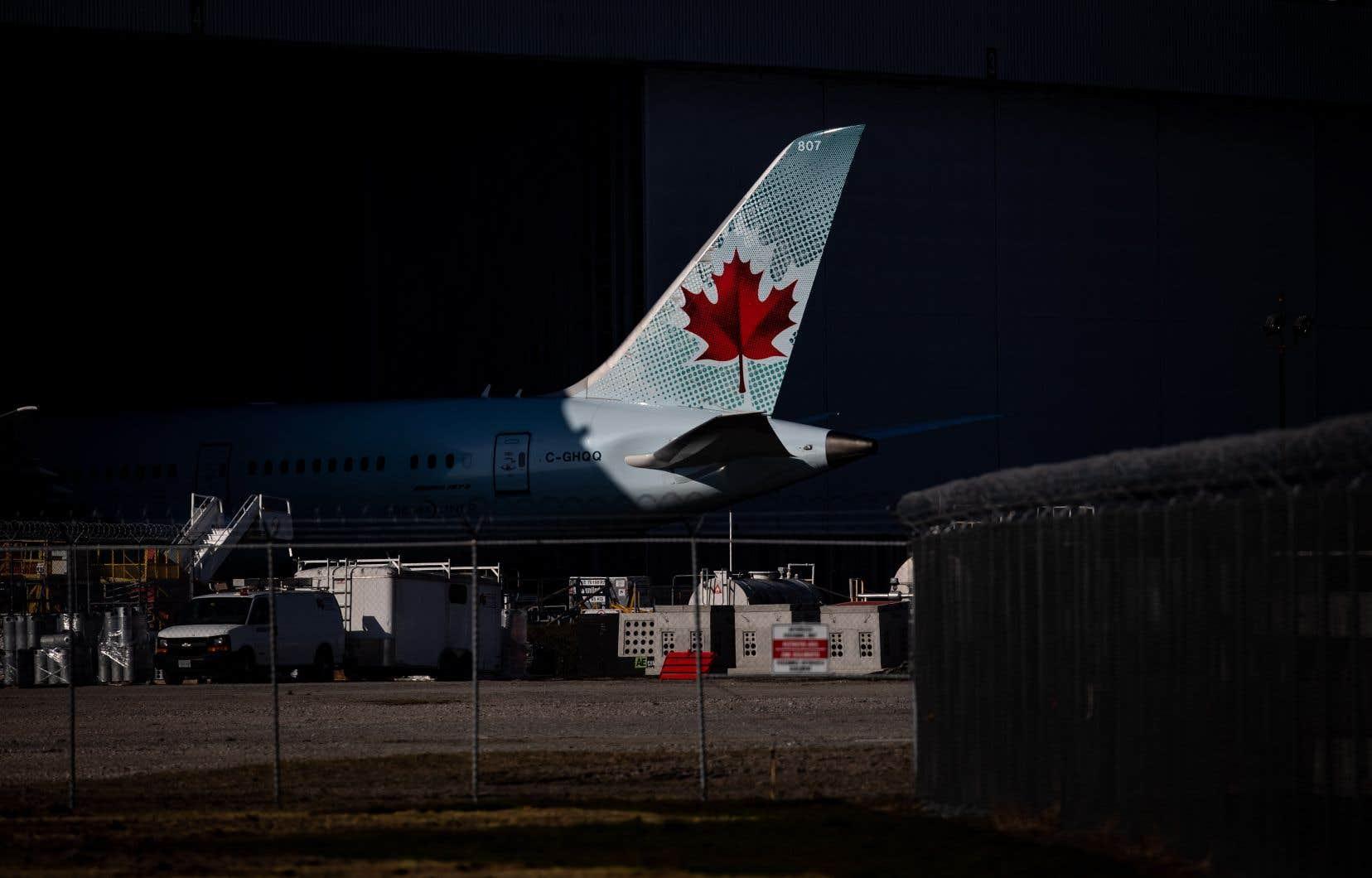 Ottawa a retenu un gros-porteur d'une capacité de 450 places pour assurer ce vol Casablanca-Montréal.