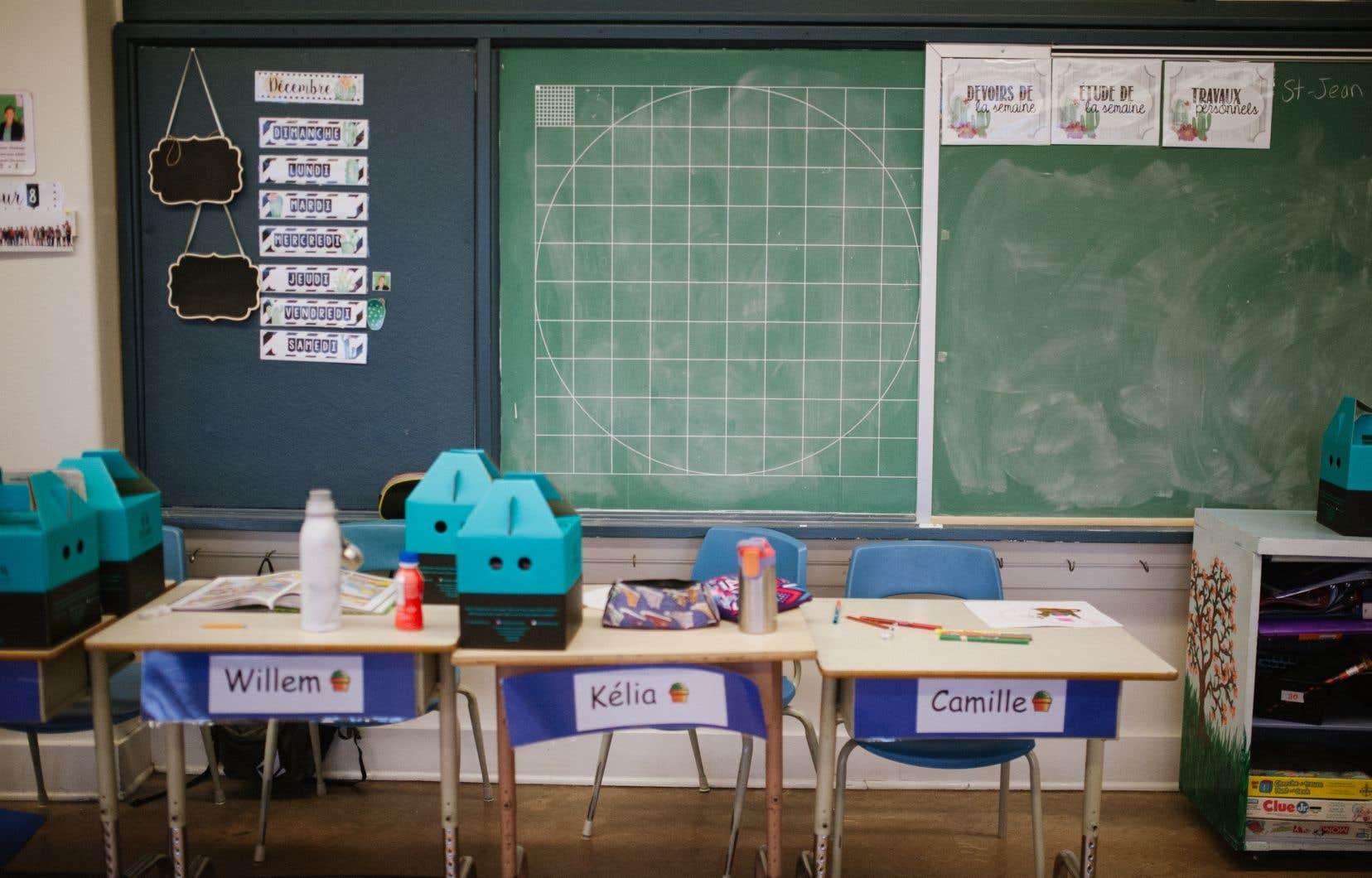 Les écoles publiques et privées se disent prêtes à collaborer pour l'enseignement à distance.