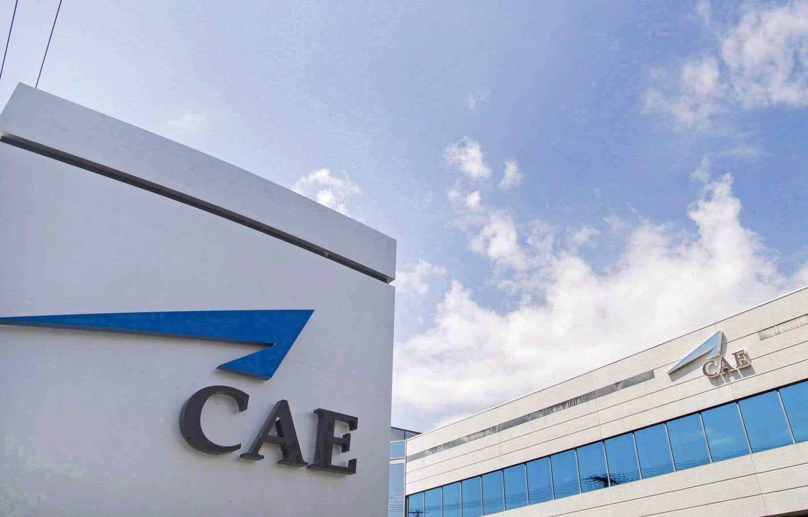 <p>Au total, CAE compte environ 4000 employés à Montréal et 10 000 dans le monde, a indiqué la compagnie.</p>