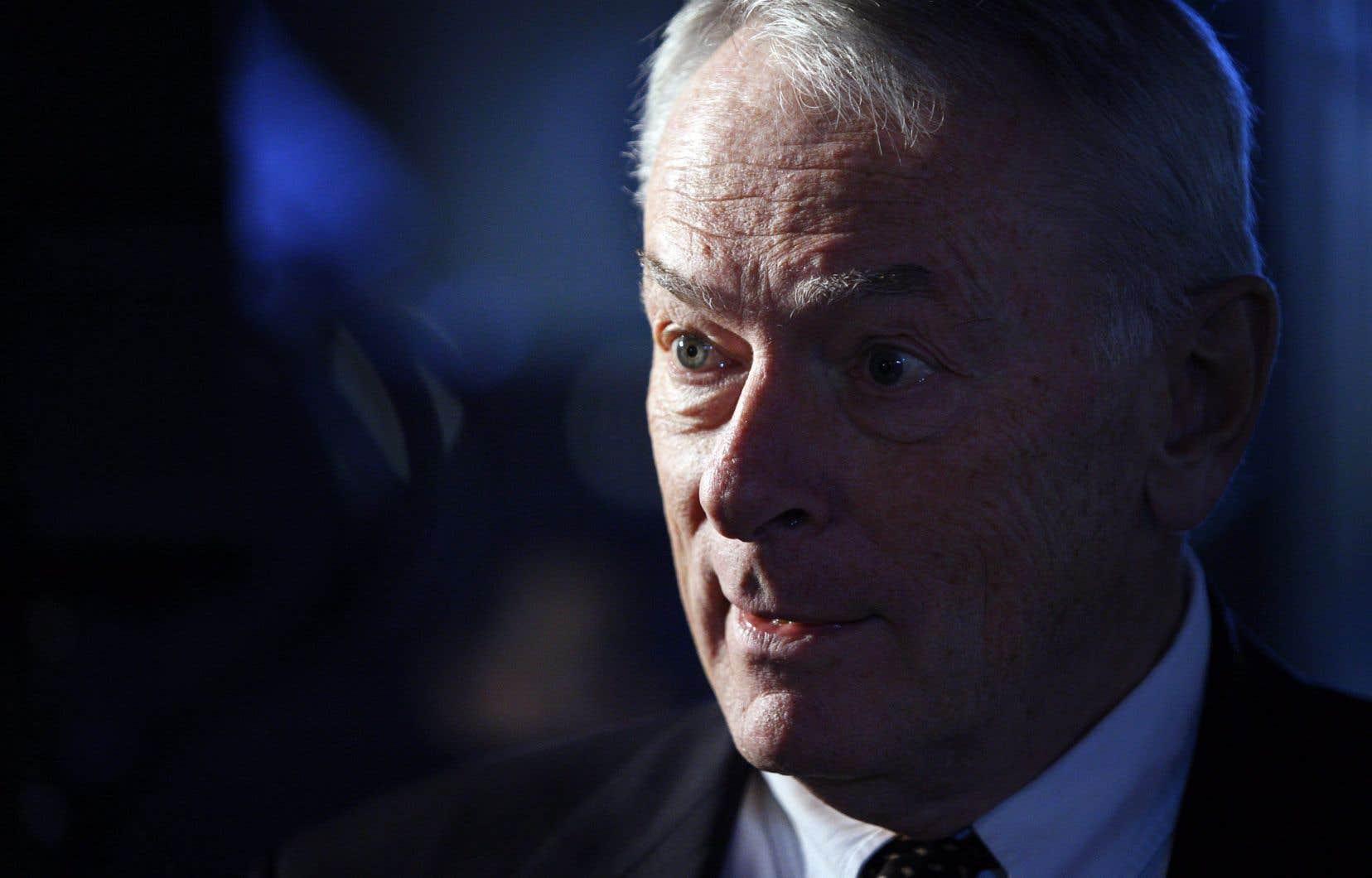 Le Montréalais Dick Pound, un vétéran membre du Comité international olympique (CIO), croit que les Jeux olympiques de 2020 à Tokyo seront reportés.