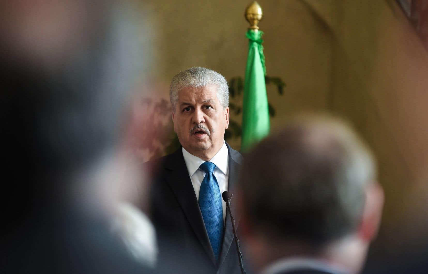L'ancien premier ministre algérienAbdelmalek Sellal a été condamné à 12 ans de prison ferme.