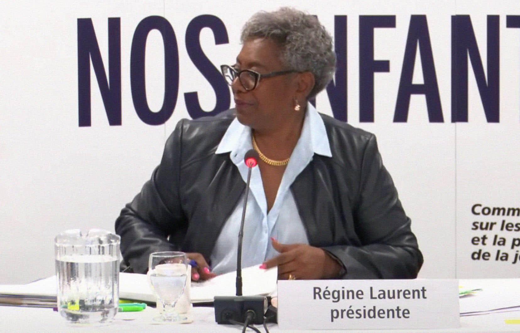 La commission Laurent prévoit toujours soumettre son rapport et ses recommandations au gouvernement au plus tard le 30novembre 2020.