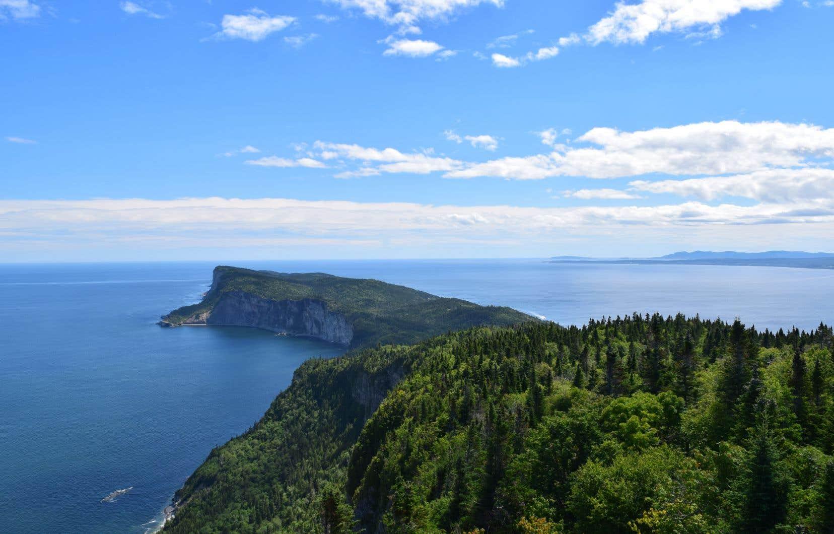Les pays de l'ONU se sont engagés à mieux protéger les milieux naturels terrestres et maritimes. Le parc Forillon (sur la photo), situé en Gaspésie, bénéficie de mesures de protection.