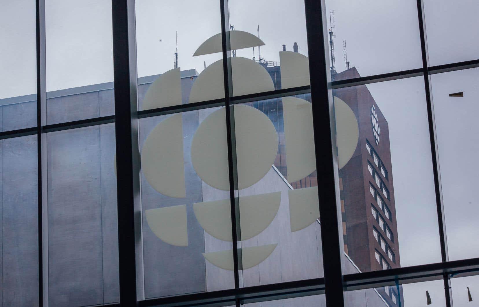 Il s'agirait du premier cas positif à la COVID-19 au Centre de l'information de Radio-Canada.