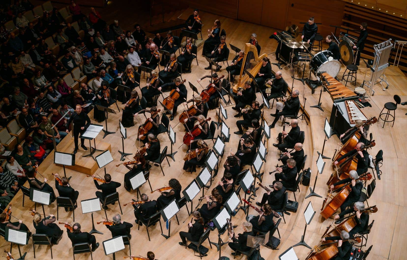 ATMA Classique publie notamment les disques de l'Orchestre Métropolitain.