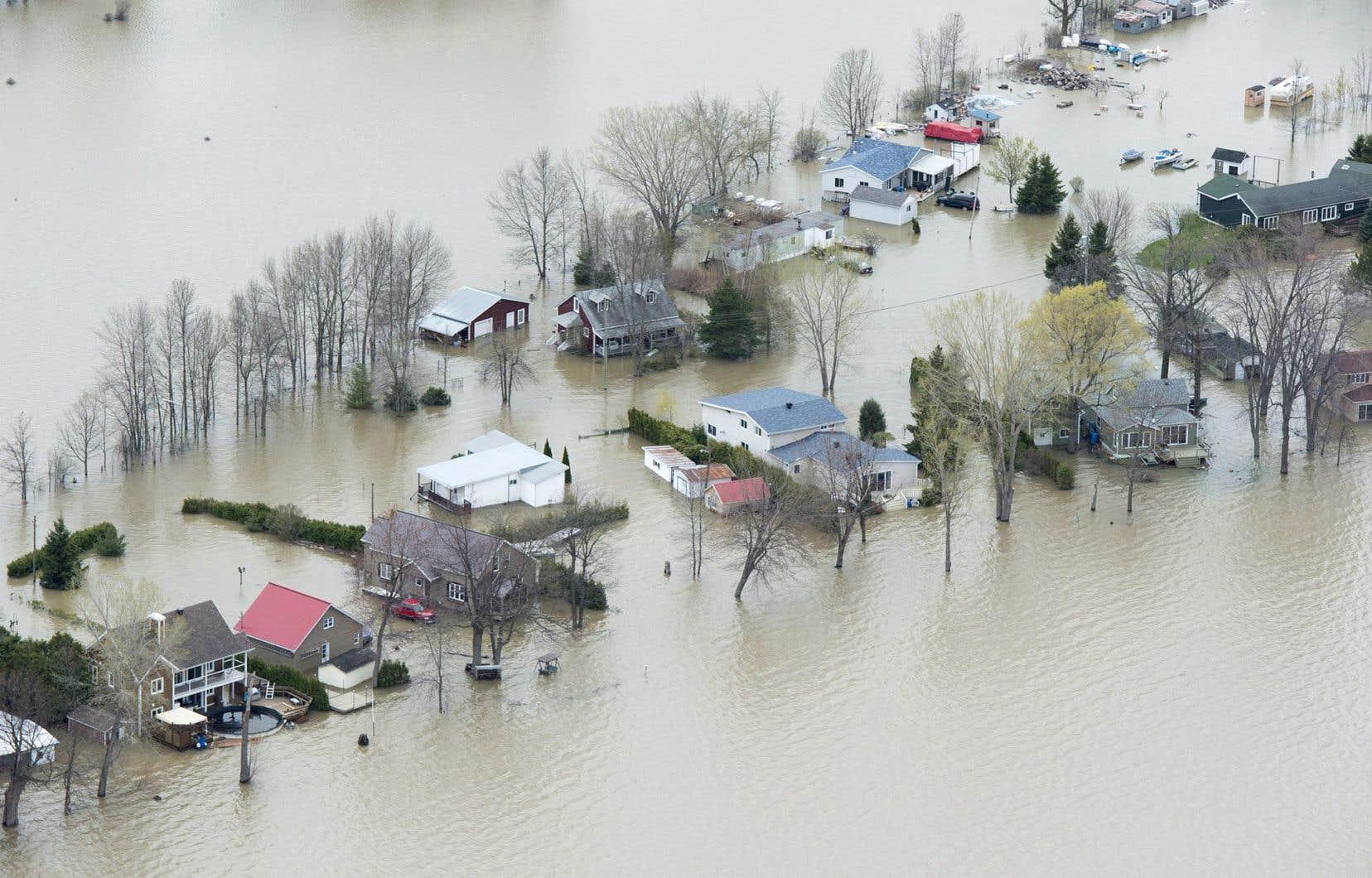 Le patrimoine menacé par les changements climatiques