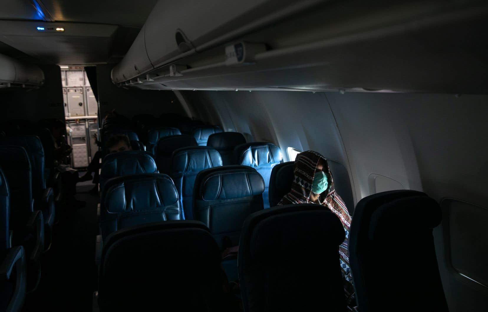 Les compagnies aériennes sont frappées de plein fouet par la pandémie qui force le remboursement de 35 milliards$US en réservations annulées.