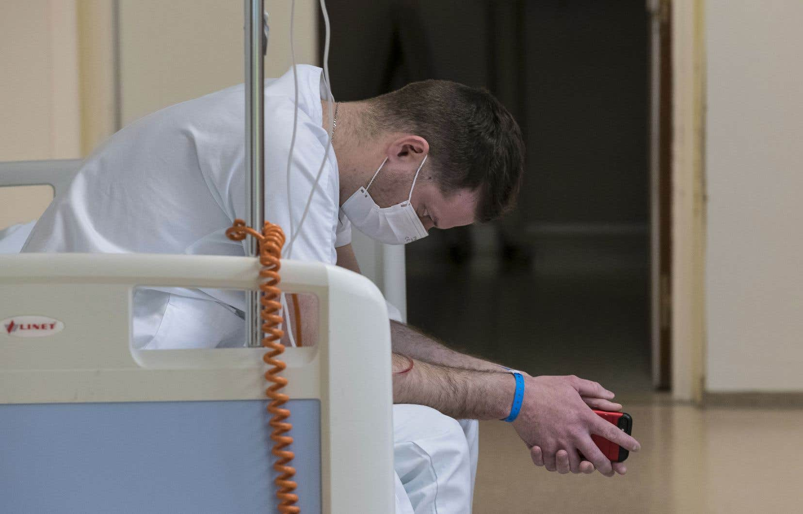 Les effets de la crise actuelle sur le personnel soignant pourraient se faire ressentir pendant deux ans.