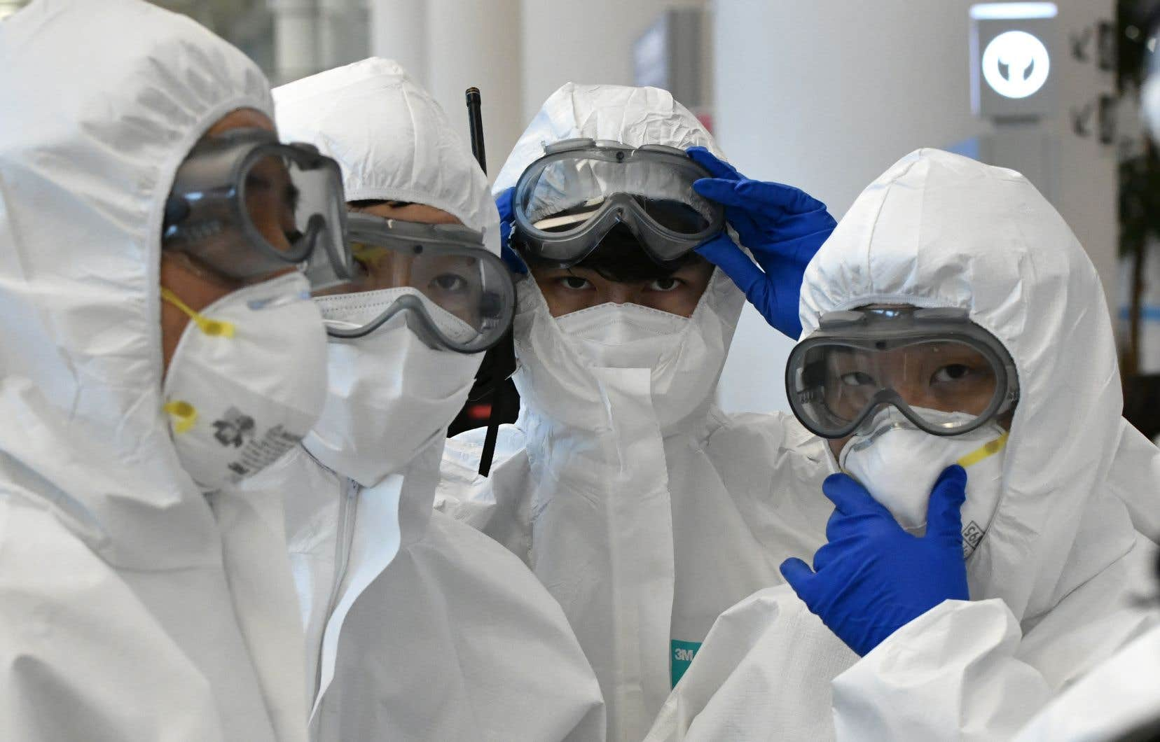 Peu de pays occidentaux accepteraient de pister leurs citoyens comme se l'est permis la Corée du Sud, qui recherchait toutes les personnes qu'un individu infecté avait côtoyées.