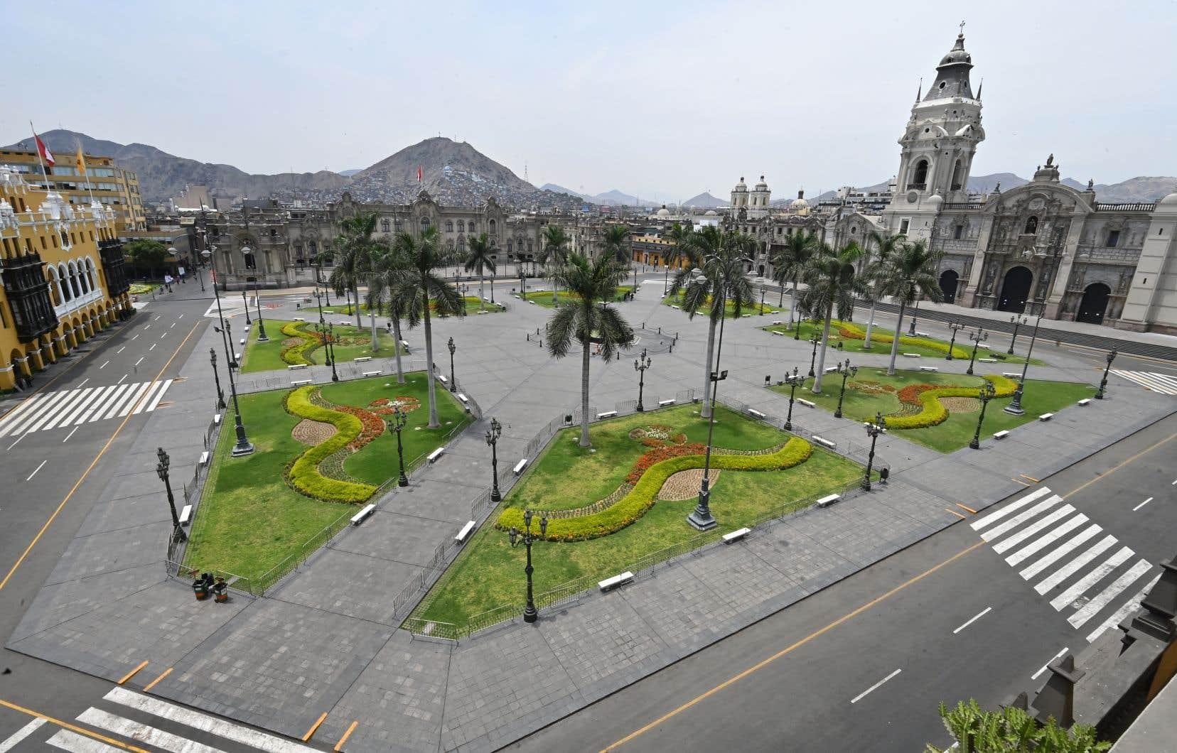 Le dimanche 15mars, le président péruvien, Martin Vizcarra, a annoncé l'état d'urgence à partir du lendemain.