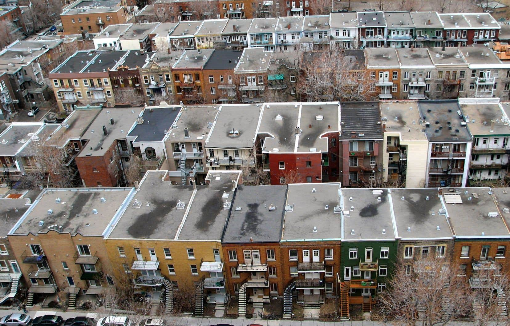 Pour le RCLALQ, l'arrivée ou le retour de certains appartements d'Airbnb sur le marché de la location à long terme n'aura qu'un effet marginal sur la pénurie de logements dans le Grand Montréal.