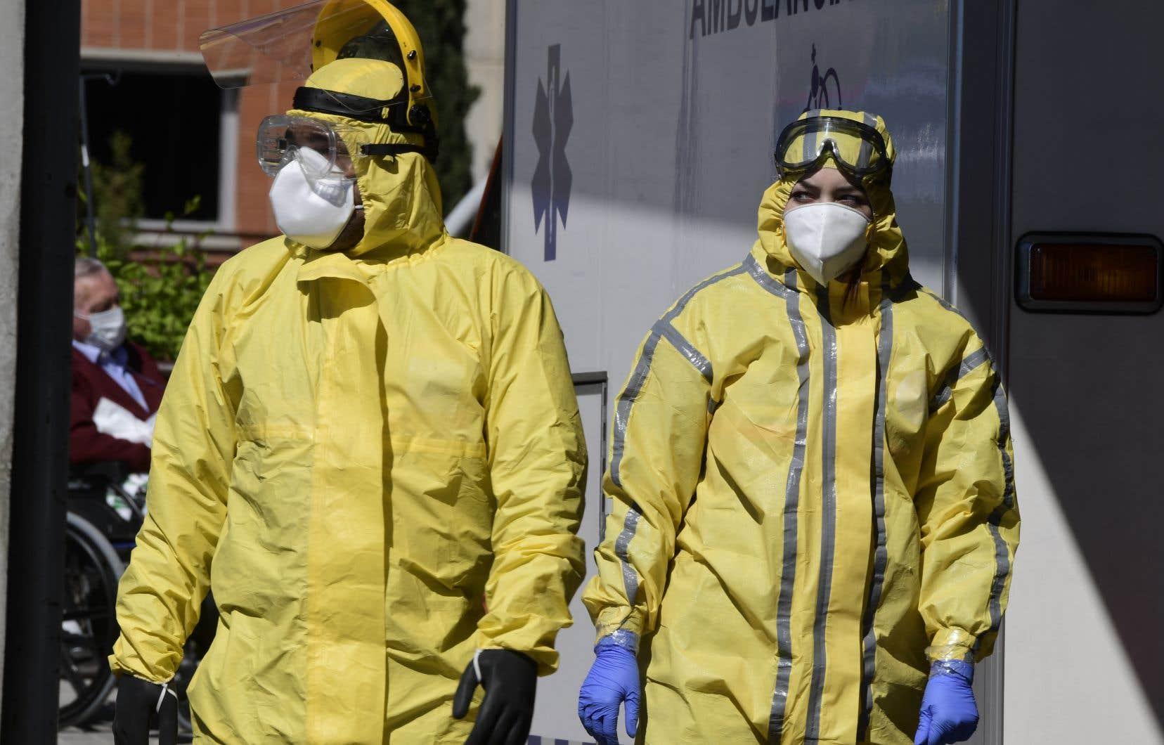 Le pays compte au total plus de 117000 cas confirmés de coronavirus.