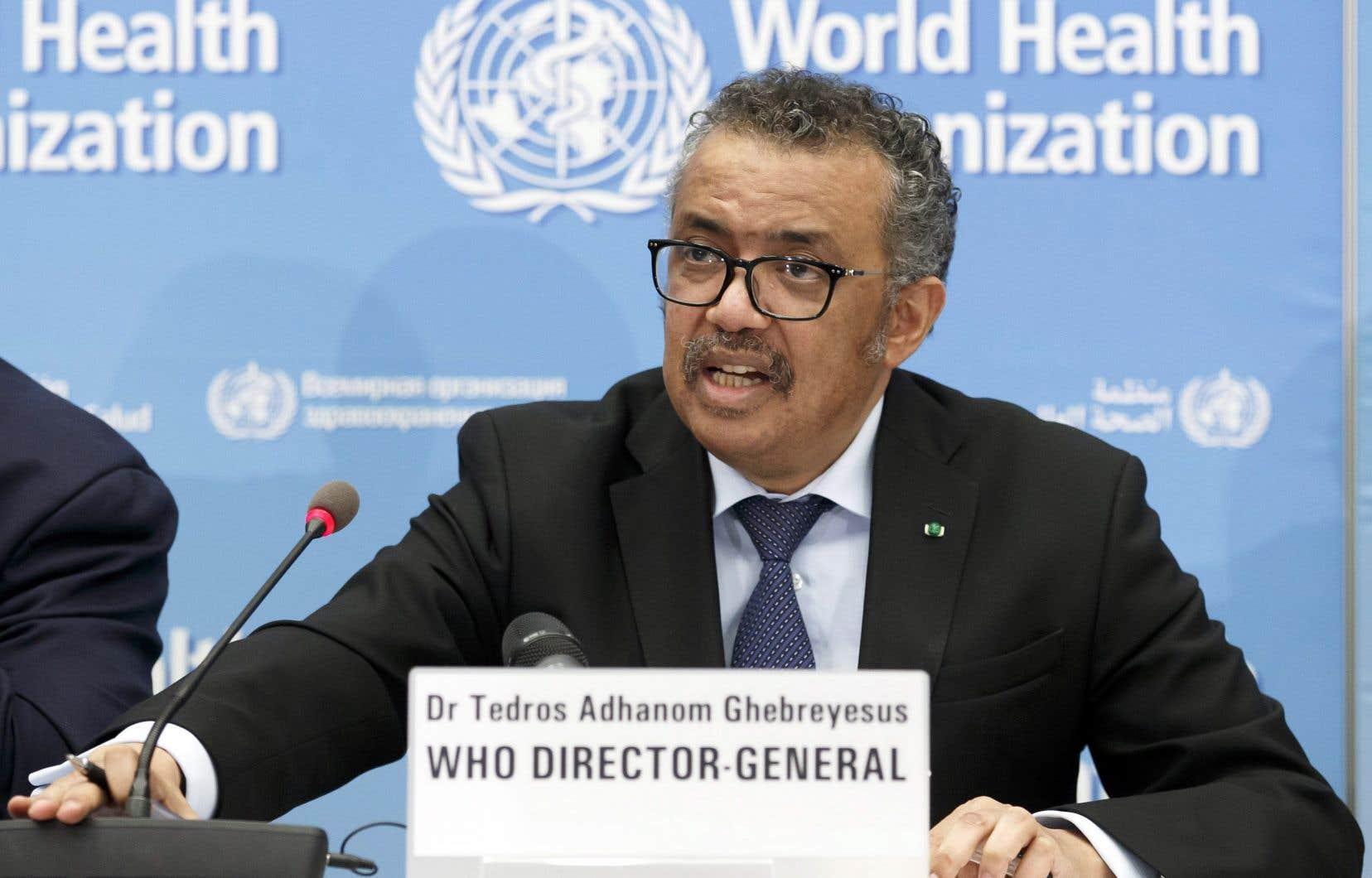 «Ce genre de propos racistes ne font rien avancer. Ils vont contre l'esprit de solidarité. L'Afrique ne peut pas être et ne sera un terrain d'essai pour aucun vaccin», a lancé Tedros Adhanom Ghebreyesus, directeur de l'OMS, au cours d'une conférence de presse depuis Genève.