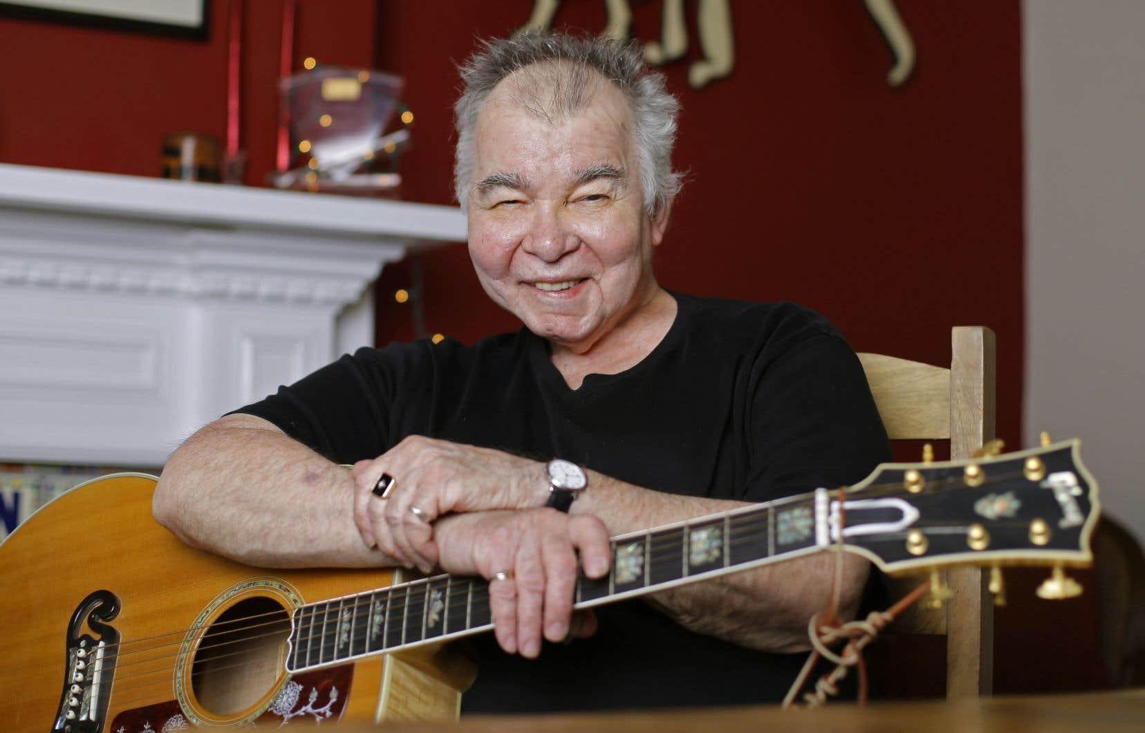 <p>Gagnant d'un Grammy saluant l'ensemble de sa carrière plus tôt cette année, John Prine était considéré par plusieurs de ses pairs comme un virtuose.</p>