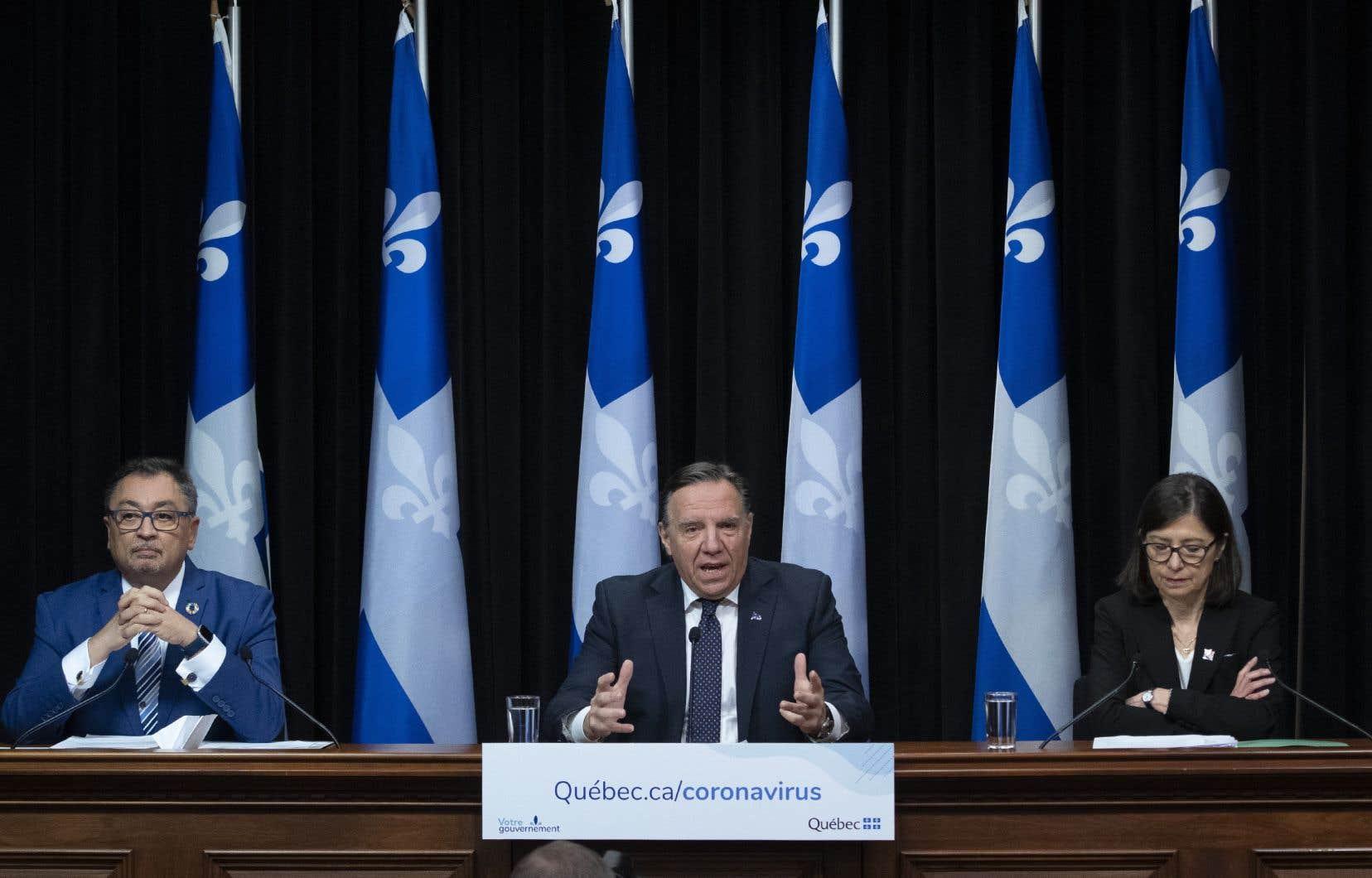 Le point sur la pandémie de COVID-19 au Québec | Jeudi 9 avril