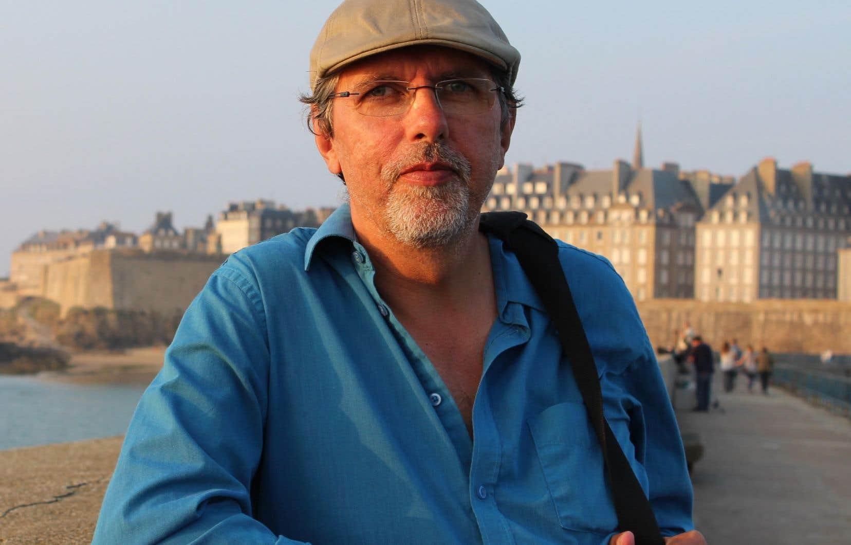 On retrouvera ici le motif de la filiation, souvent exploité avec intelligence et sensibilité par Alain Beaulieu.