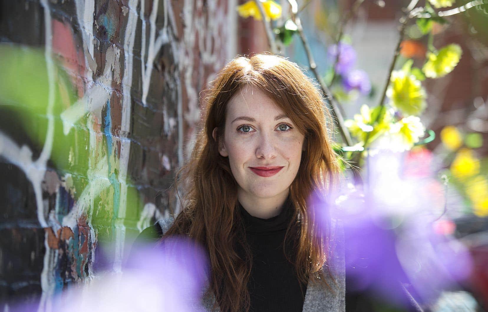 Rose-Aimée Automne T. Morin s'est donné trois mois pour devenir la meilleure version d'elle-même.
