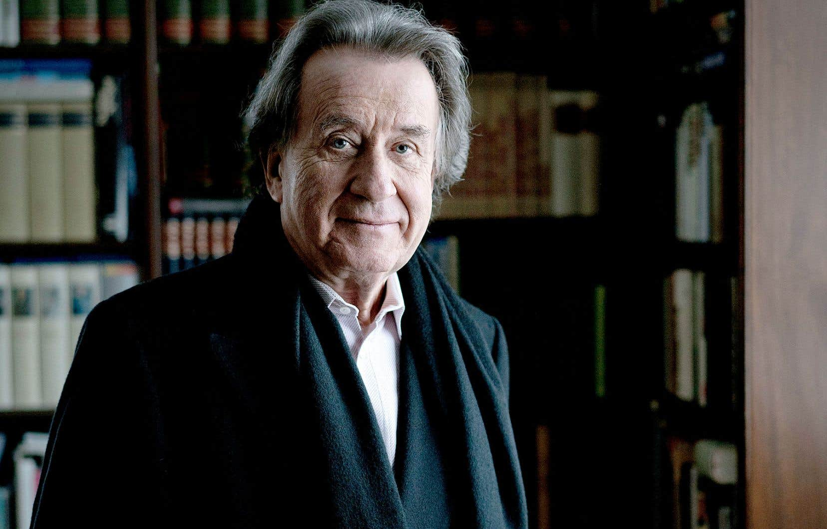 Après avoir été le pianiste du répertoire germanique chez Teldec entre 1980 et 2000, puis chez Sony, Rudolf Buchbinder est désormais un artiste exclusif Deutsche Grammophon. À 73ans, il ne faut surtout pas lui parler de «maturité». Il préfère le mot «liberté».