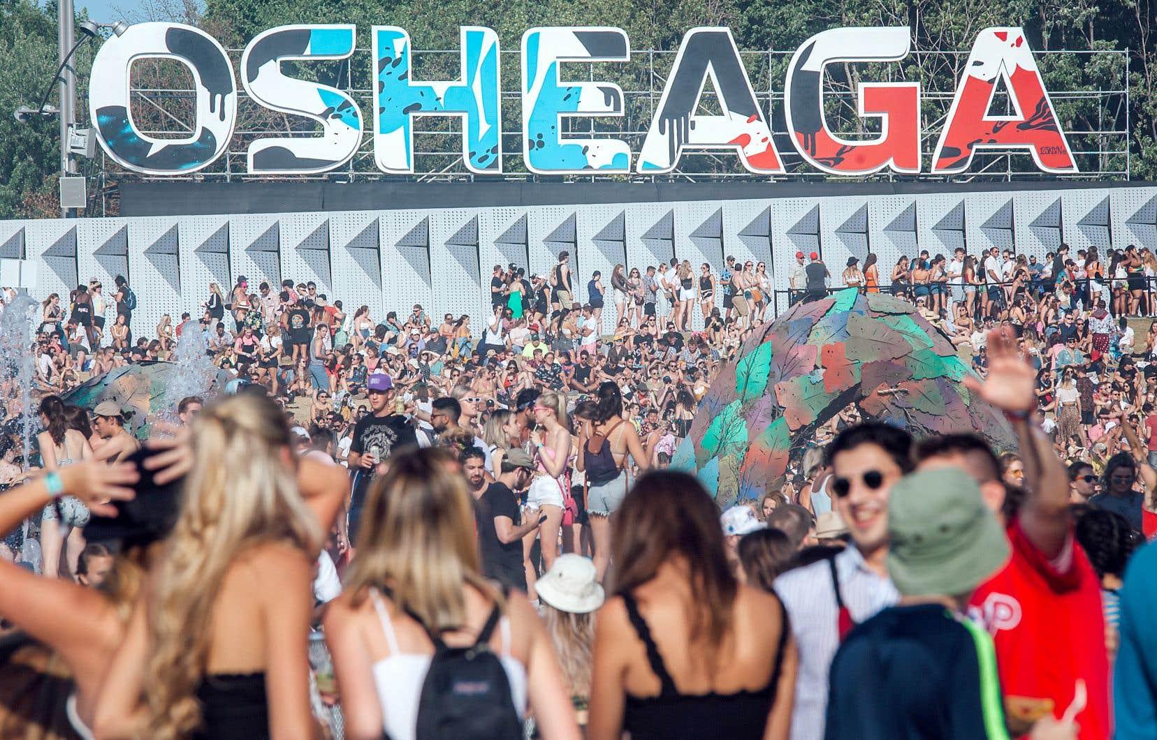 Pour evenko, l'annonce de Québec suppose notamment de reporter ou de rayer du calendrier le festival Osheaga, un des rassemblements estivaux les plus courus.