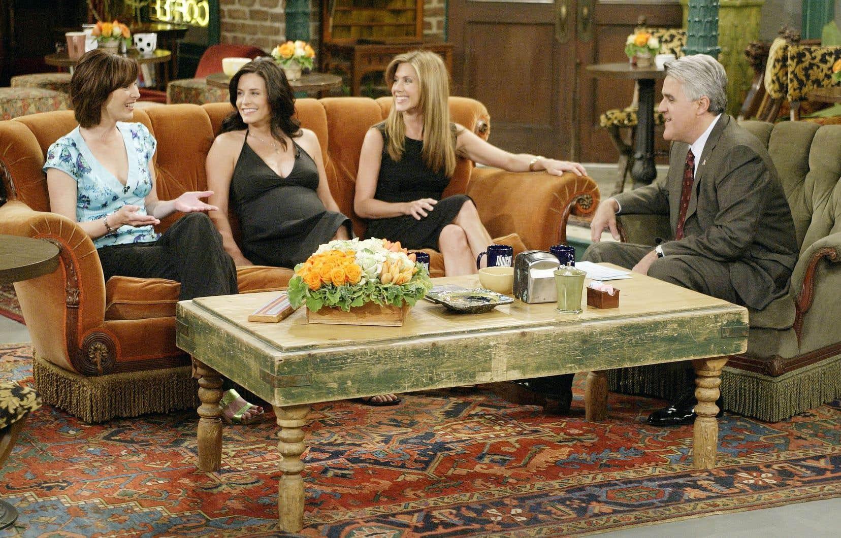 Télédiffusée de 1994 à 2004, la série a été un immense succès d'audience et a marqué une génération de téléspectateurs.