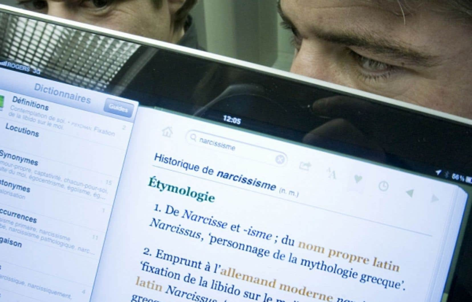 Les nouvelles technologies de la communication agiraient comme un miroir dans lequel les narcissiques aiment désormais se regarder.<br />