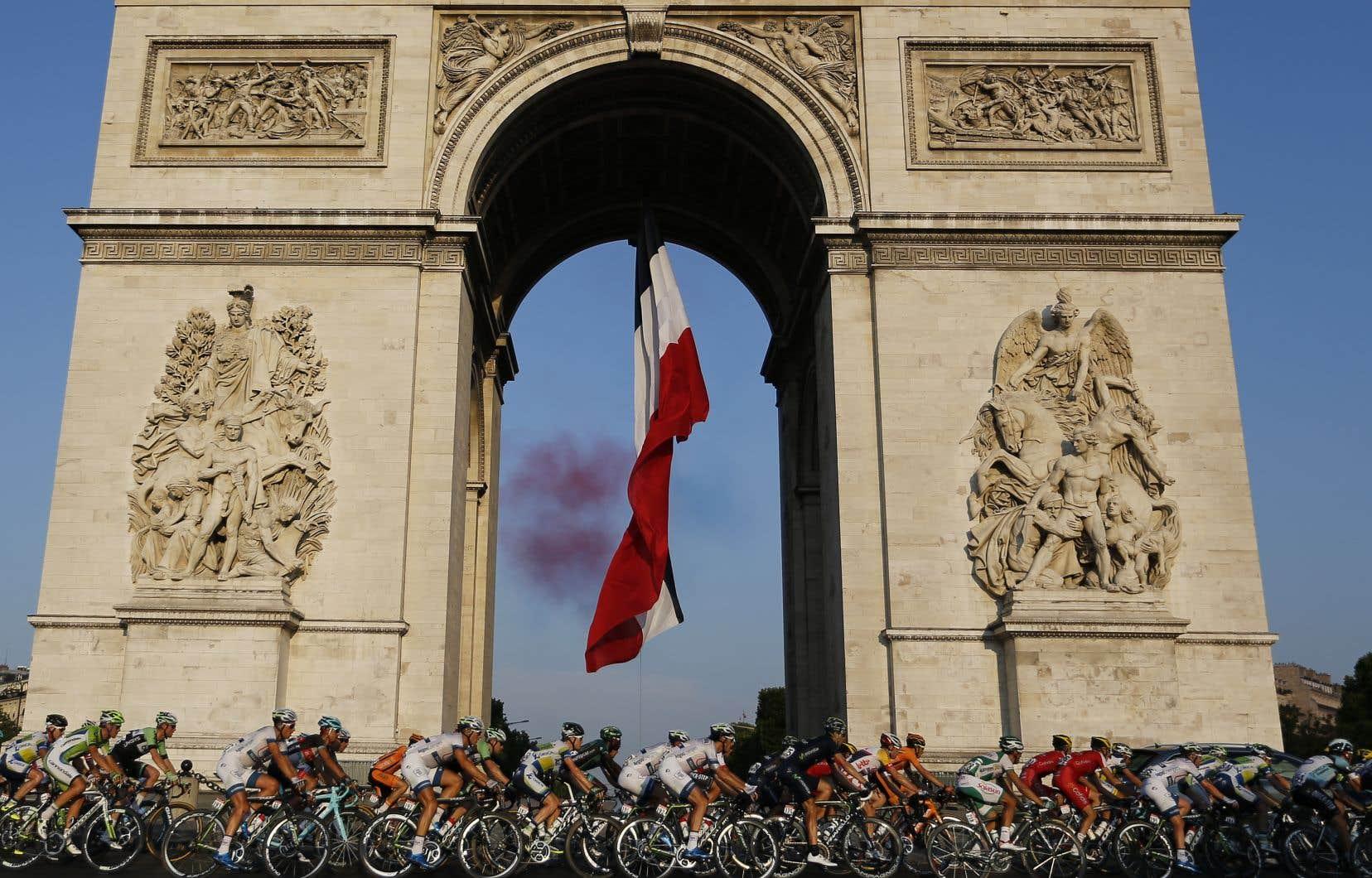 On ignore pour l'instant si le plus grand événement cycliste sera supprimé du calendrier des courses.