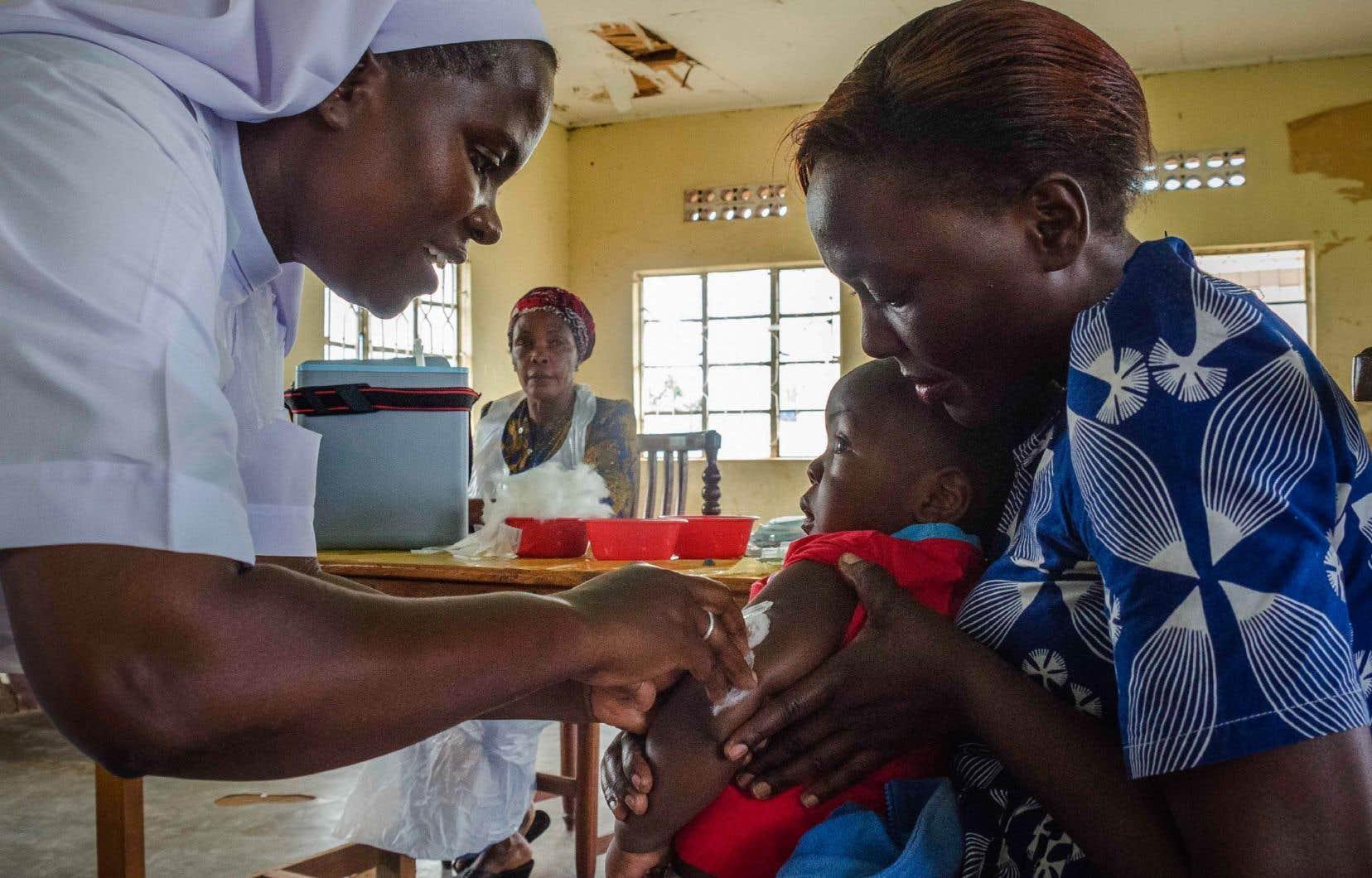 En 2018, la rougeole a tué 140000 personnes dans le monde, en grande majorité dans les pays d'Afrique subsaharienne.