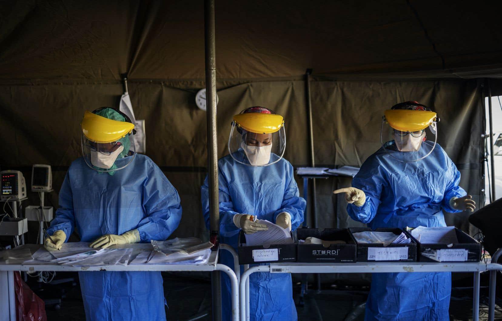 Coronavirus, plus de 15 000 morts dans le monde. OMS: