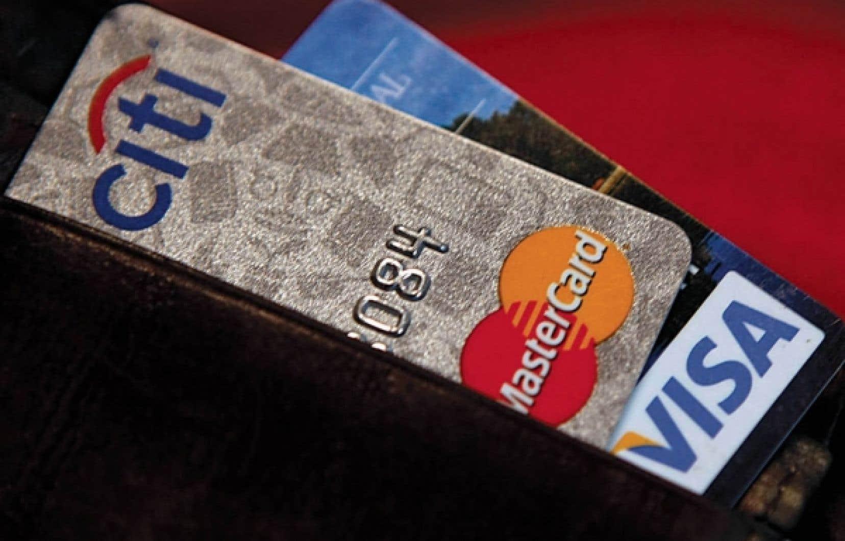Le bureau de la concurrence sattaque à visa et mastercard un