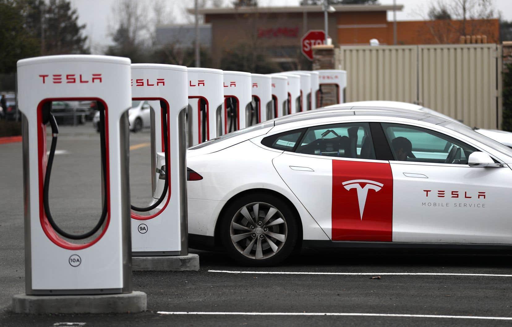 Le Québec comptait 69500 voitures électriques à la fin du mois de février, selon le Circuit électrique.