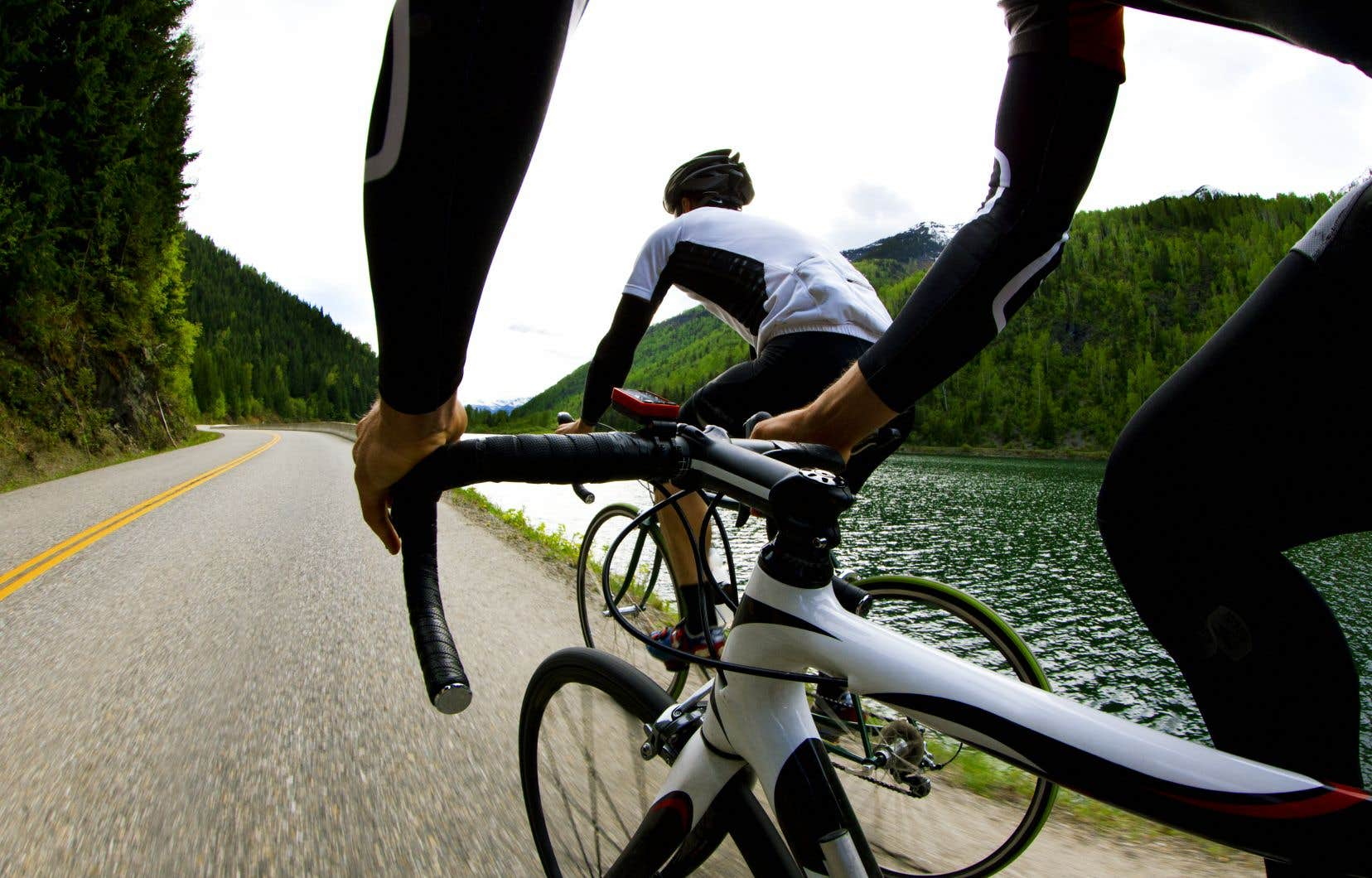 Depuis le début du confinement, le magazine «Espaces»<i>, </i>spécialisé en plein air, a commencé à aborder plus de sujets liés au vélo sur son site Web.